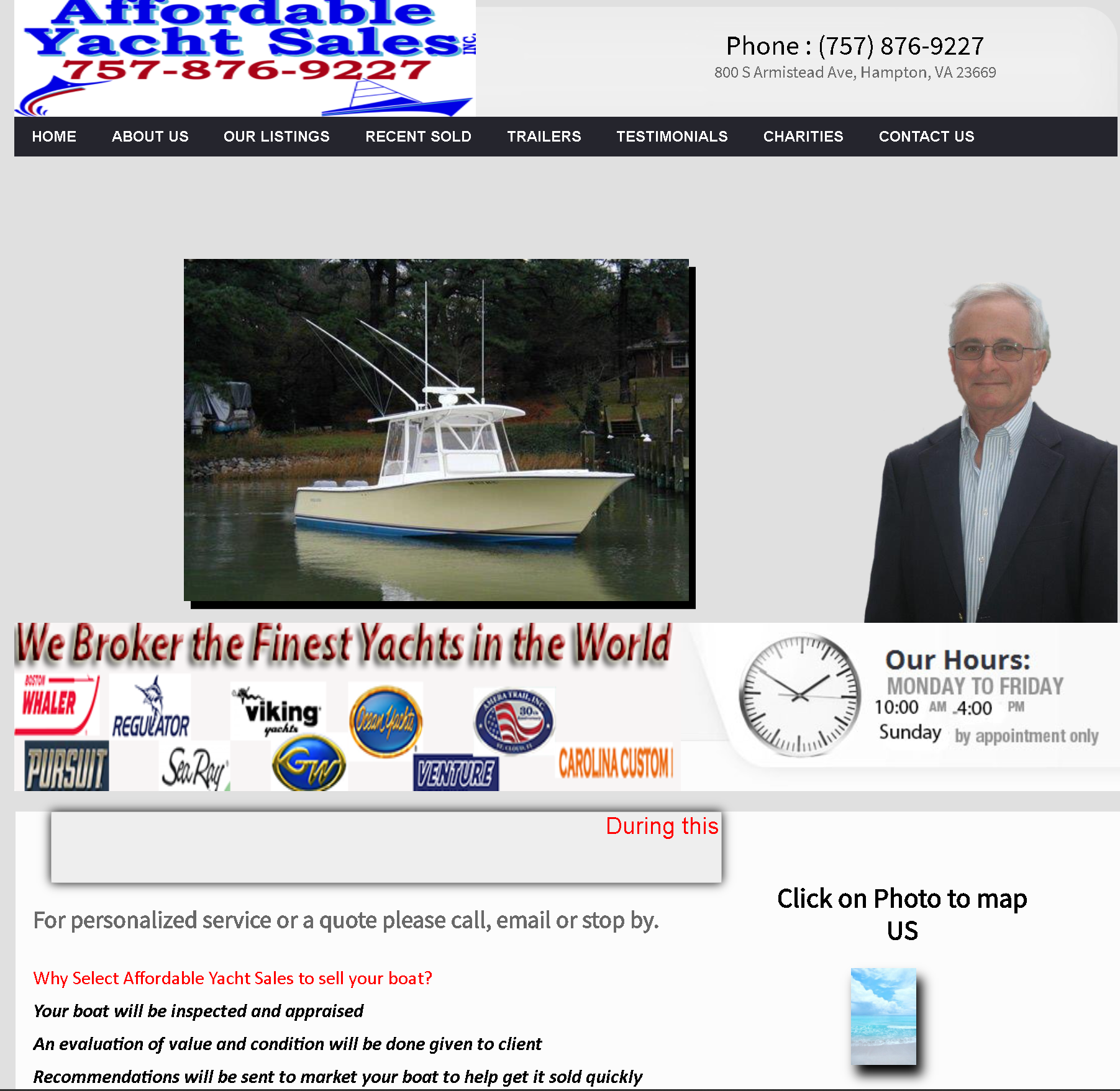 Affordable Yacht Sales