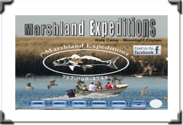 Marshland Expeditions